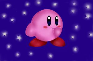 Regalo: Kirby by light-peace
