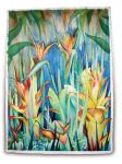 Soaked Birds of Paradise by BCcreativity