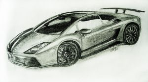 lamborghini gallardo by akkigreat