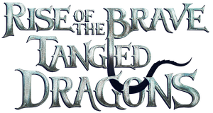 Rise of the Tangled Brave Dragons - Logo by Cuine