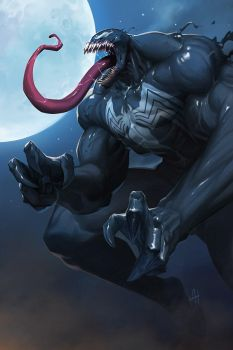 Venom Final by nJoo