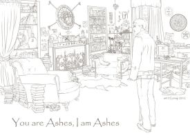 You're Ashes I'm Ashes by Lenap