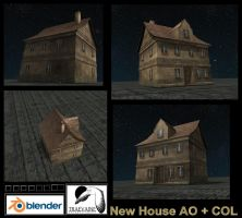 New House AO  COL by DennisH2010