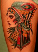 Traditional gypsy by Deadkd916