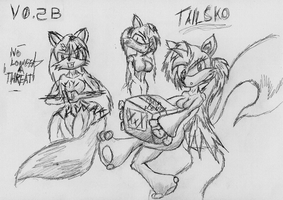 Tailsko - Art Style Ver0.2b by 7asoud