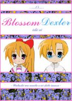 Lucky Star Blossom and Dexter by blossomxdexter
