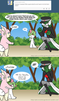 Ask a Rocket Gardevoir: Thievin' lessons by The-Clockwork-Crow