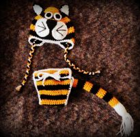Baby Tiger Outfit by weblore