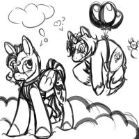 Air Mail by Vulpixkat