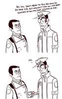 Bad Medic by AnArtistCalledRed