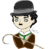 Chaplin Request by KaraKittyCat