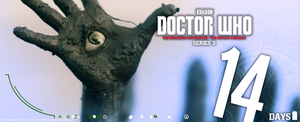 Doctor Who Series 9 - Countdown - 14 DAYS by theDoctorWHO2