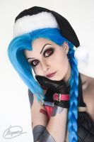 Christmas Jinx by Kinpatsu-Cosplay