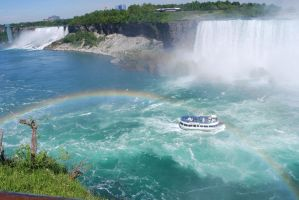 Maid of the Mist by lisloveslife