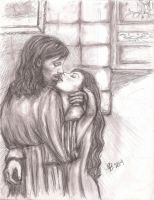 Aragorn  and Arwen - I Spy Part 2 by rstrider9