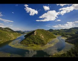 Skadar lake, Pavlova's by Grofica