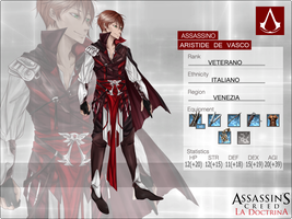 AC-D: Aristide de Vasco by mavrio