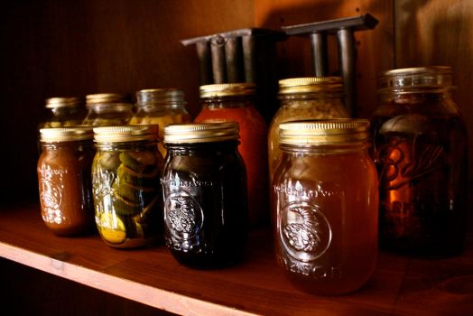 Jars by lyssiski
