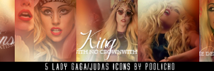 King with no Crown (Icons) by poolichoo