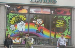 Londis, Dame St, D2 by Neale
