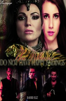 The villains do not have happy endings by Lauinogaga
