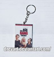Big Bang Theory (DVD - TV Show) by Drevart