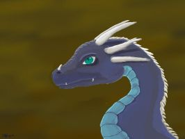 Dragon Head by Superpersonx