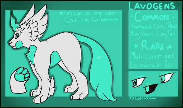 Lavogens Species [ Open ] by JOTAR0