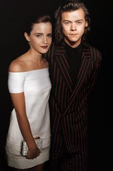 Harry Styles and Emma Watson by torifrank