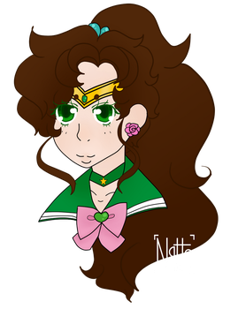 Sailor Jupiter by Fr0g-Prince