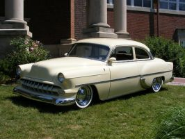 Chevy Deluxe by colts4us