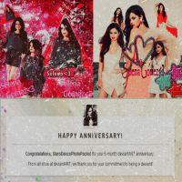 +Happy Anniversary StarsDancePhotopacks by OriginalsTutos