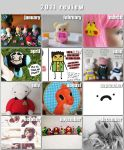 2011 review by hellohappycrafts