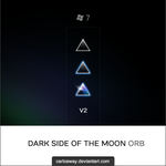 Dark Side of The Moon  | Windows Orb V2 by Carlos-Way