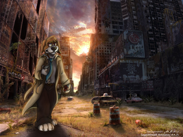 Apocalypse by Grion