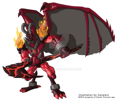 Firespritter by cavalars