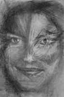 Appearing Disappearing Laura Harring by Redsterfish