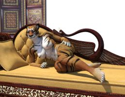 here there be tigers by hattonslayden