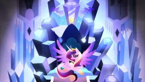 Princess Cadence - Element of Love by Rariedash
