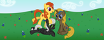 Country Friends Forever by adamlhumphreys