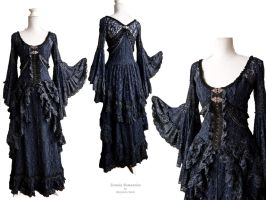 Dress Mariposa v, Somnia Romantica by M. Turin by SomniaRomantica