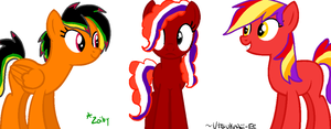 MLP - Themed Adoptables 3 by Zoiby