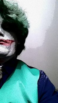 Joker - Animazement 2015 by SuprVillain
