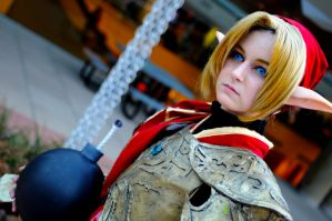 Otakon 2011 Link 3 by DarkGyraen