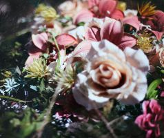 Flowers for the ones you loved by lafaette