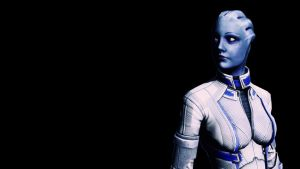 Liara T'Soni PS Base 3 by johntesh
