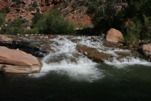 Zion Background Stock 4 by GloomWriter