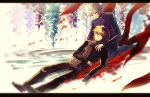 Tokyo Ghoul : Let's Go Home by FireFly-Rain