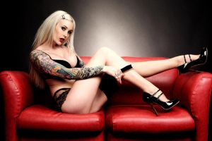 Sabina Kelley 1 by MissAminaMunster