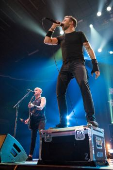 Rise Against by GIVEthemHORNS